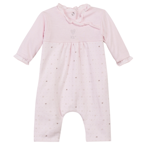 Pink Babygrow