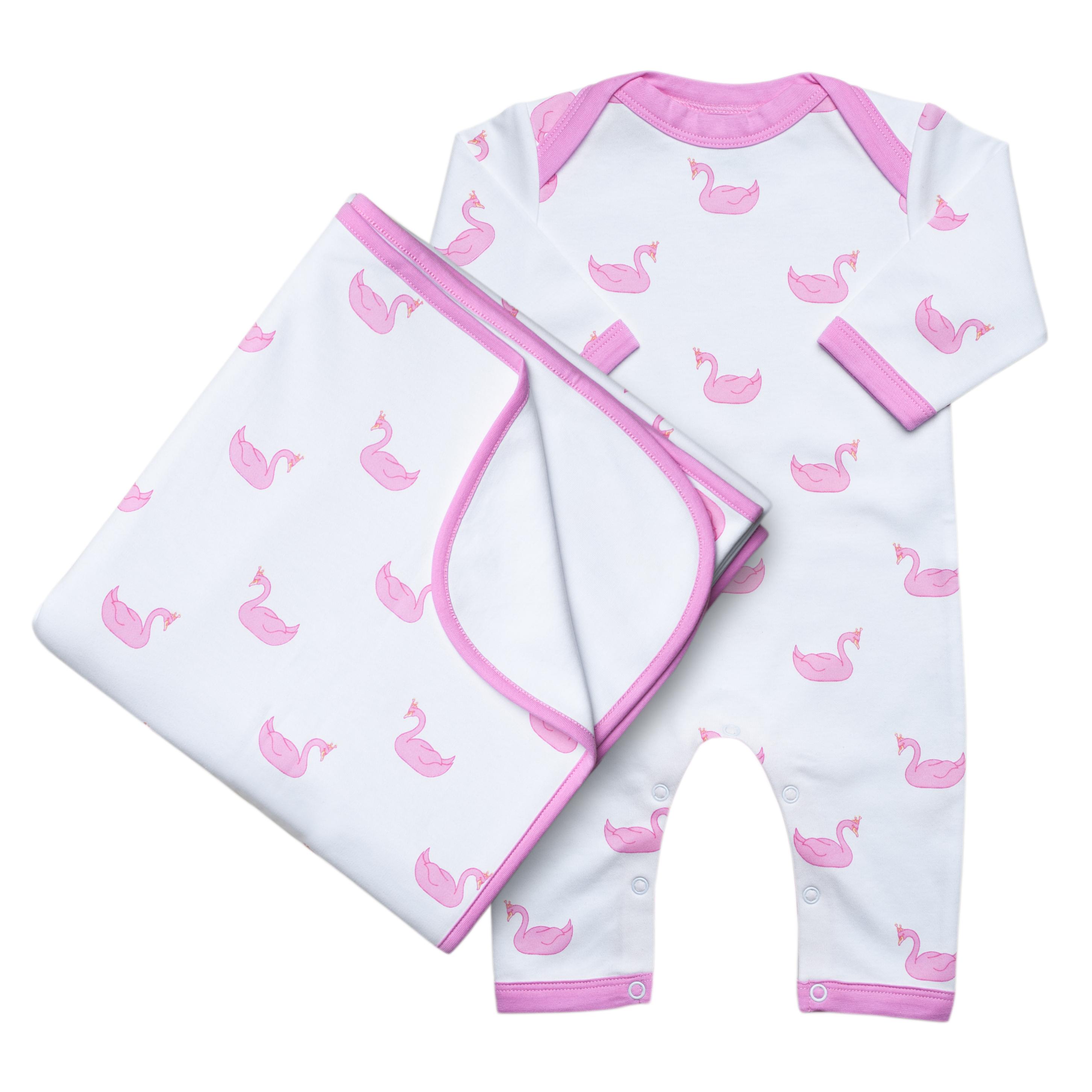 swan-sleepsuit-and-blanket-pixie-dixie