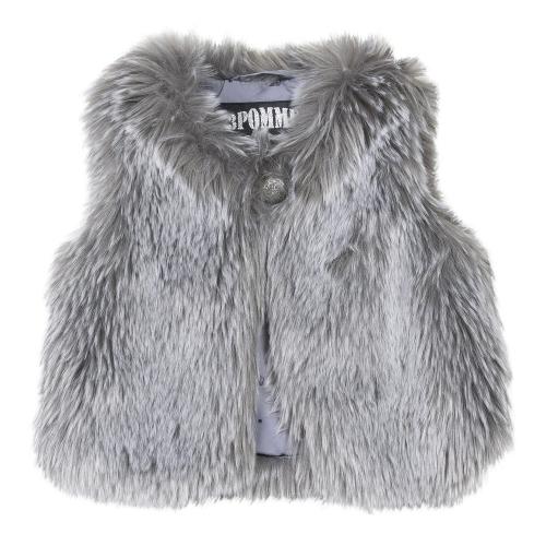 Fur Waistcoat Gilet