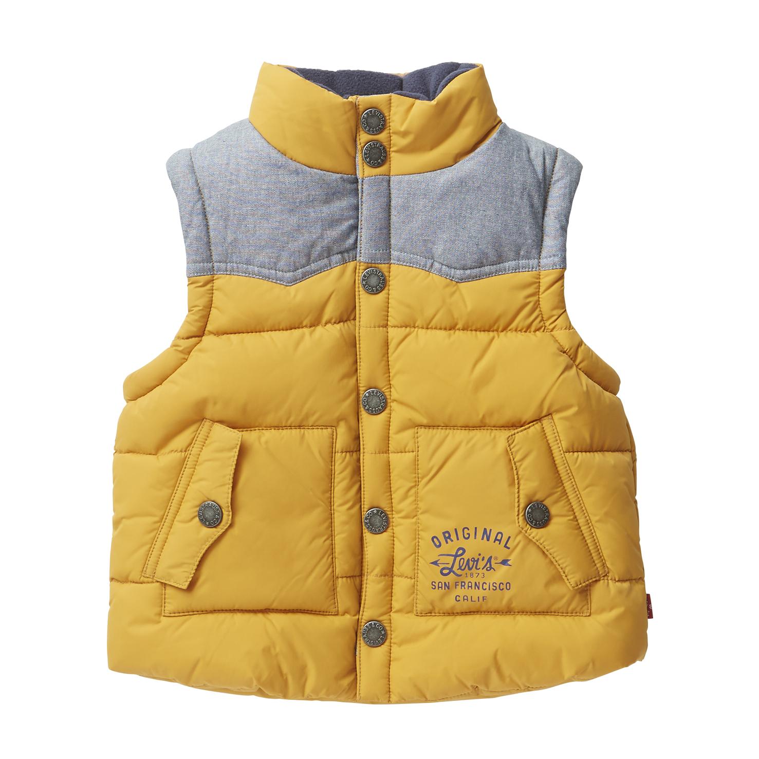 Infant Gilet Sleeveless Vest
